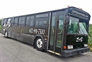 Jone-Z Party Bus
